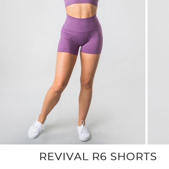 Revivalro Halloween 2020 Alphalete Shorts | Revival R6 | Poshmark